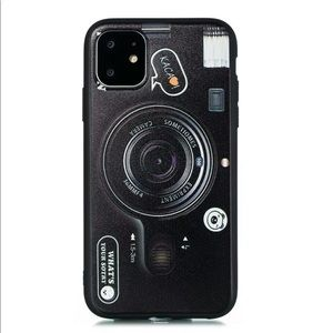 Camera Case for iPhone 11, 6/s/+, 7/8/+, x/s/r/max